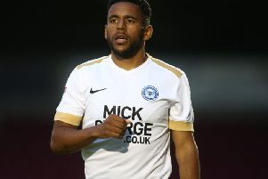 Nathan Thompson could face his former club