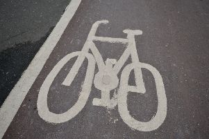 Cycle lane. SUS-181126-154358001