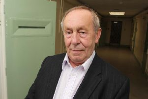 Finlay Spratt, former chairman of the NI Prison Officers Association, has been given an MBE
