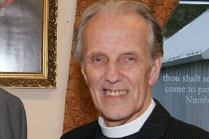 Rev Kenneth Elliott