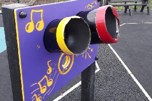 Bong drums destroyed in Donaghcloney Play Park