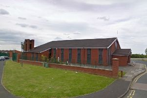 St Anthony's Church Craigavon