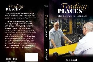 Joe Boyd, will launch his autobiography 'Trading Places: From Hopelessness to Happiness' in Ballymena on March 30.