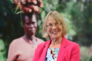 Sally O'Neill who was killed following a road accident in Guatemala.