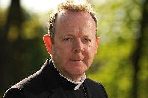 Archbishop Eamon Martin.