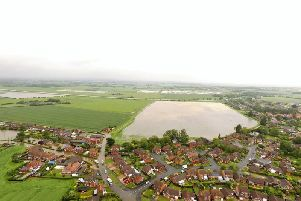 More homes are being evacuated as further weaknesses are identified in the River Steeping banks.