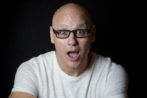Stand-up comic Terry Alderton is at Comedy All Stars at Horndean on July 5. Picture: Trudy Stade
