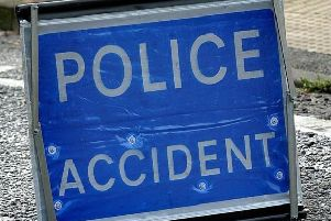 Police have closed the A27 in both directions