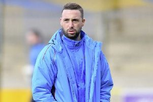 Tudors' new boss Sammy Moore will visit his former club Concord Rangers on Saturday, November 2.
