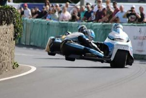 Jevan is put to the test as he passengers on the narrow and twisty road circuit EMN-190718-110629002