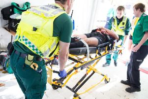 St John Ambulance has issued first aid advice