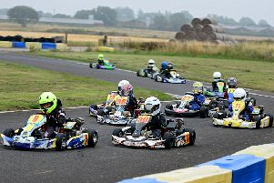 There will be plenty of local interest n the Cadets class this weekend EMN-190822-110759002
