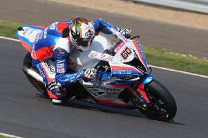Peter Hickman. Photo: David Yeomans.