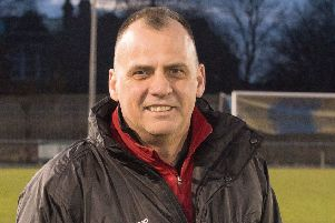 Fareham Town boss Pete Stiles. Picture: Keith Woodland