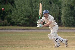 Joe Collings-Wells is also in good form for Burridge with 307 runs so far. Picture: Vernon Nash (180397-034)