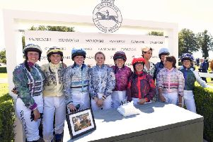 The Magnolia Cup riders / Picture by Malcolm Wells