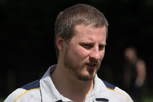 Portsmouth Dreadnoughts head coach Luke Head-Rapson Picture: Vernon Nash