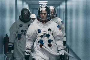 First Man is released on October 12.