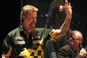 Simon Whitlock won week three of the Portsmouth Individual League. Picture: Mic Young