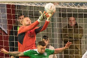 Ryan Young has joined AFC Portchester. Picture: Keith Woodland