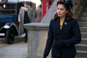 Ruth Wilson stars in Mrs Wilson.