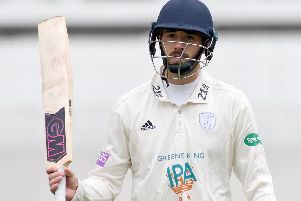 Hampshire captain James Vince Picture: Neil Marshall