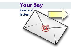 Your letters to the newspaper