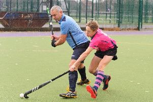 Harry Hellyer impressed for City of Portsmouth development side. Picture: Keith Woodland
