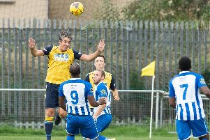 Brett Poate is getting close to a Moneys return. Picture: Keith Woodland