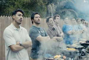 A still photo from Gillette's advert. Picture: Gillette