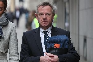 Pilot Andrew Hill, who was charged over the Shoreham Airshow crash Picture: Jonathan Brady/PA Wire