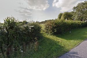 An image of farmland in Old Holbrook, near Horsham, in West Sussex. Picture: Google Street View