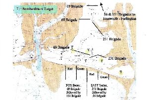 Unbelievable I know, but these were the four beaches of the invasion rehearsal for D-Day on Hayling Island.