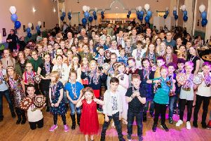 Louth Swimming Club swapped the pool for a bit of glitz and glamour at their annual awards night EMN-190130-172052002
