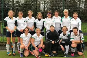 Chichester ladies' fourth team