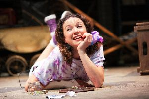 London Classic Theatre present My Mother Said I Never Should until February 7.