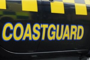 The coastguard and an EOD team have been called to Medmerry