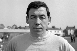Gordon Banks has died, his family announced. Picture: PA/PA Wire.