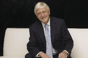 Sir Michael Parkinson is coming to The Kings Theatre in Southsea on February 21