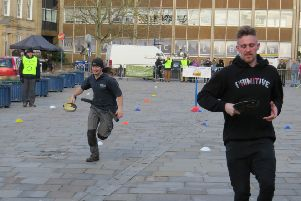 A call has been made for team for the annual Pancake Day Races. Photo submitted.
