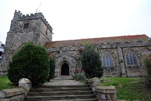 St Clements Church, Hastings Old Town. 25/1/12 ENGSUS00120120126084808
