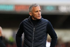 Keith Curle