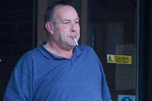 Former Gypsy King head shop worker Colin Gibbs, 52, of Northam Street, Landport, Portsmouth, was handed a community order after being convicted of two charges of having Spice, a class B drug, with intent to supply at Portsmouth Crown Court. Picture: (140219-1020)