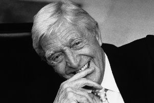 Sir Michael Parkinson will be at the Kings Theatre, Southsea, on February 21.