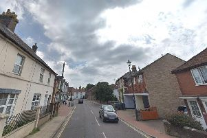 Properties in North Street, Emsworth. Picture: Google Street View