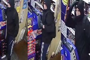 Do you recognise this man? Police would like to speak to him. Picture: Hampshire Constabulary