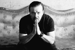 Ricky Gervais SUS-190220-101143001