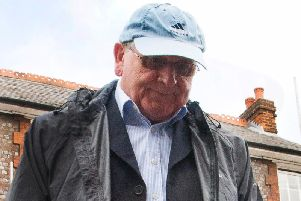 Father Francis McDermott was found guilty of 18 counts of historical sex offences