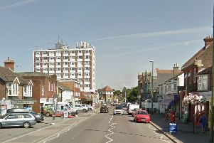 Sussex Road in Haywards Heath. Picture: Google Street View