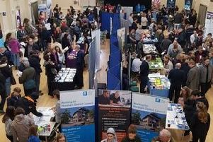 Horsham apprenticeship fair SUS-190219-100019001